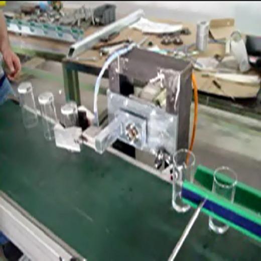 Bardak Çevirme Otomasyonu